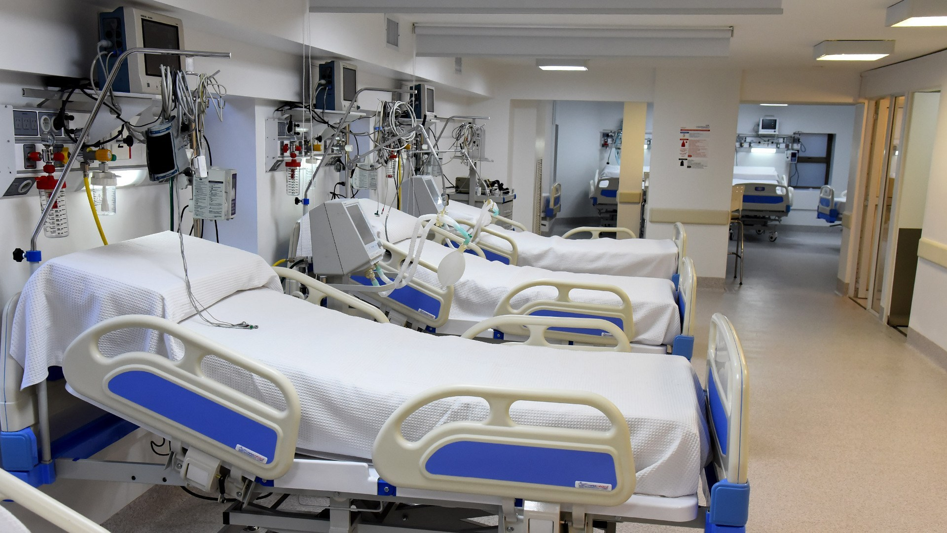 Radical Decrease In The Availability Of Hospital Beds In South Florida.
