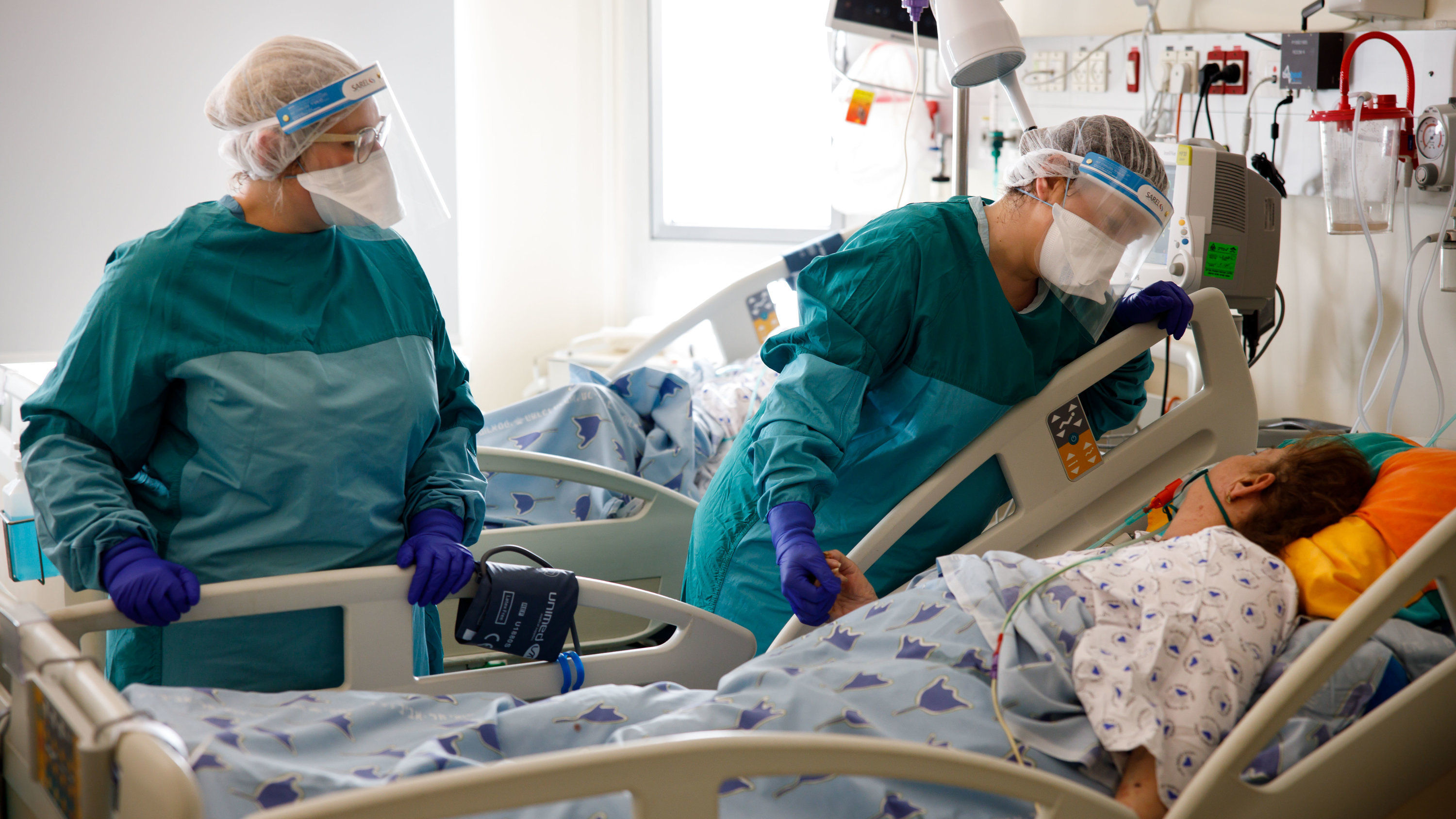 Hospitals in Latin America Are Starting to Allow Visits to COVID Patients