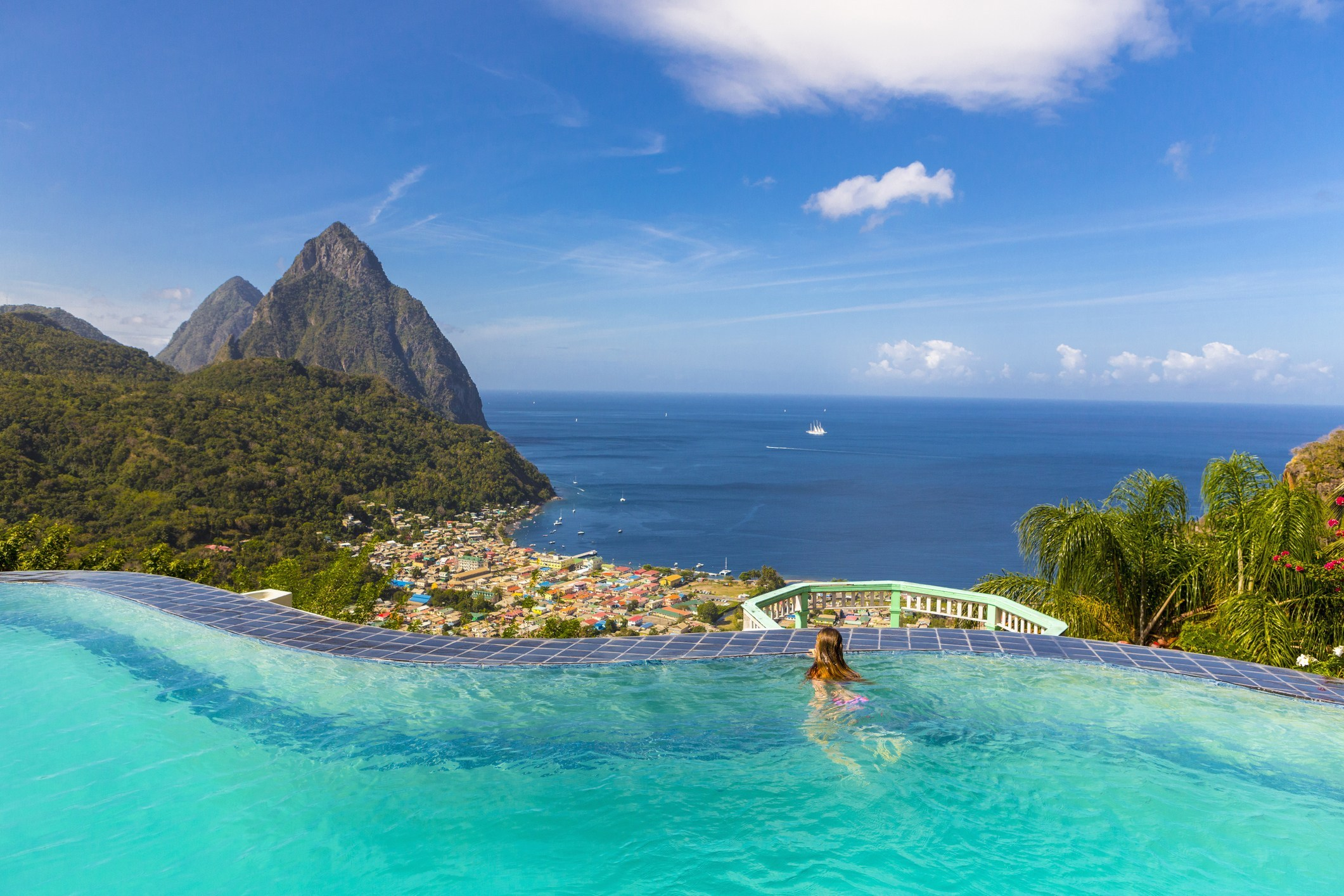Saint Lucia: a Model for Reopening Tourism in the Caribbean