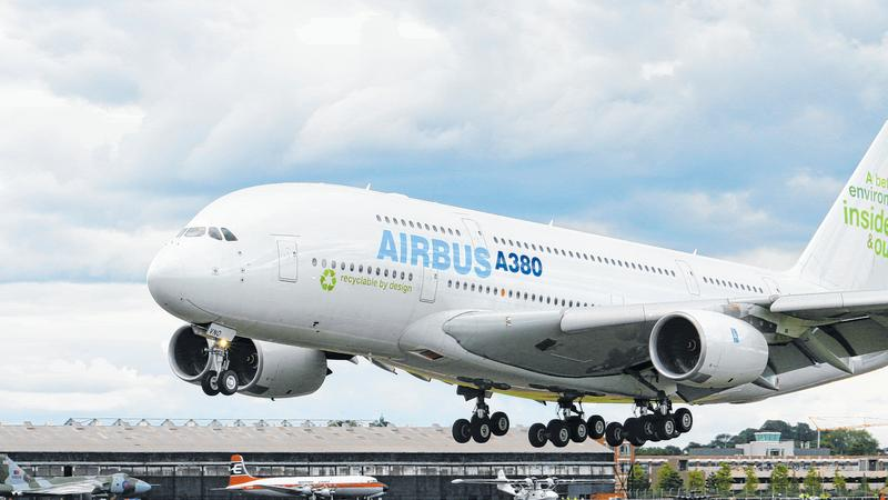 Fortaleza Airport Can Now Receive the Airbus 380 Aircraft