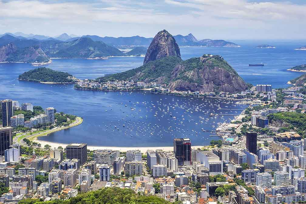 Tourism in Brazil Revived!!