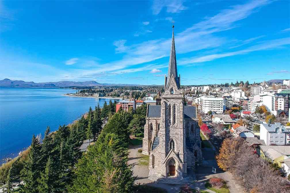 ARGENTINA: Ground Breaking Move in Bariloche