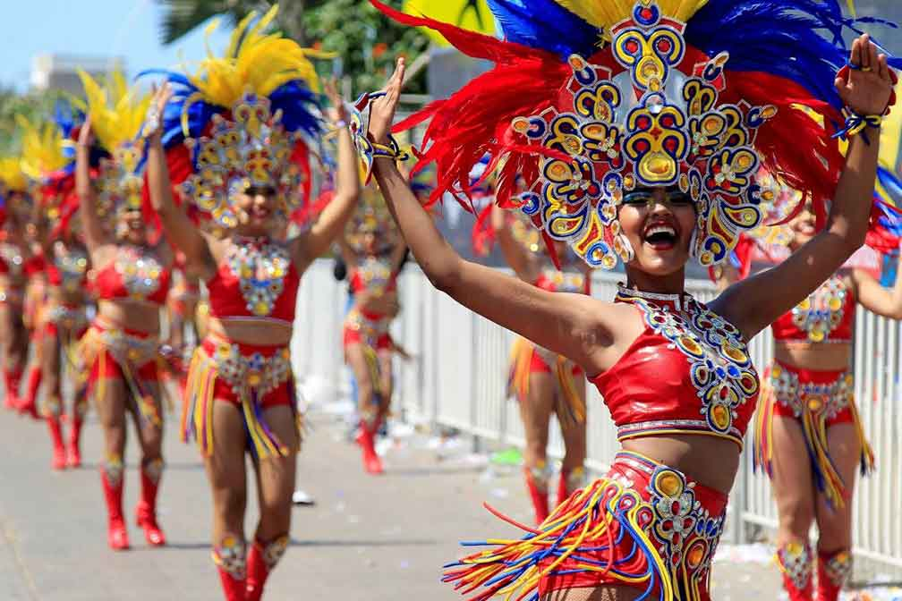 Barranquilla Suspends its World Famous Carnival