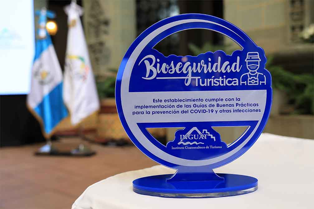 Guatemala: Promoting Biosafety Seals for Tourist Sector Vendors