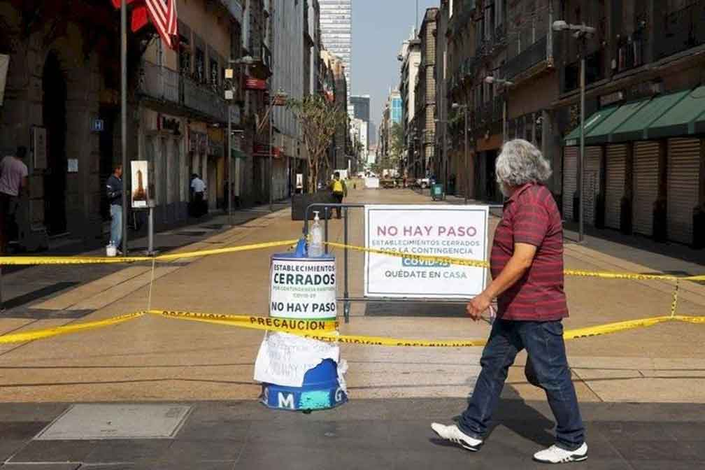 Coronavirus in Mexico City: Activities To Be Shut Down