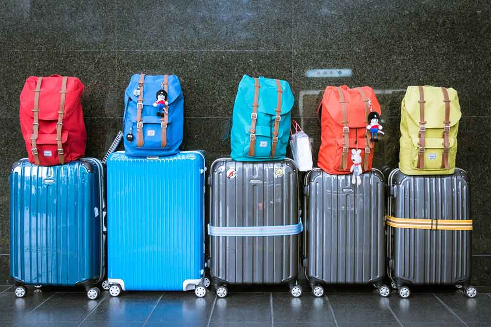 30-Second Baggage Disinfection Coming to Airports