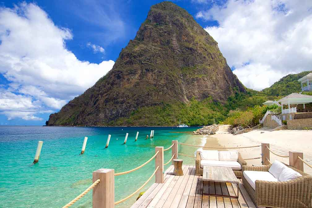 Saint Lucia. First Ever Virtual Global Roadshow for Travel Advisors