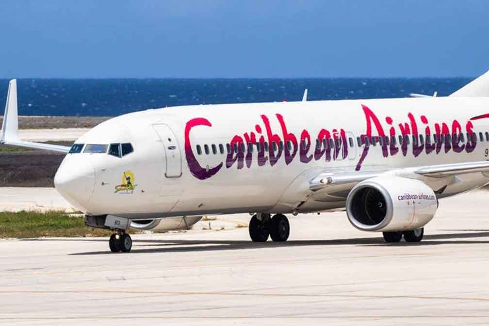 Trinidad. Caribbean Airlines Launches Testing Interface