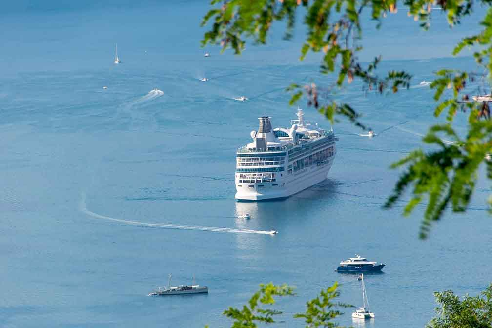 The Next Challenge of the Cruising Industry: Vaccinating Thousands of Crew Before Ships Relaunch