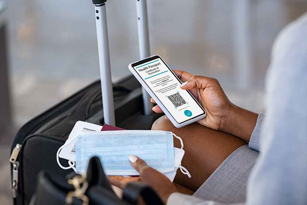 American Airlines Debuts Vaccine Passport Feature Within Mobile App