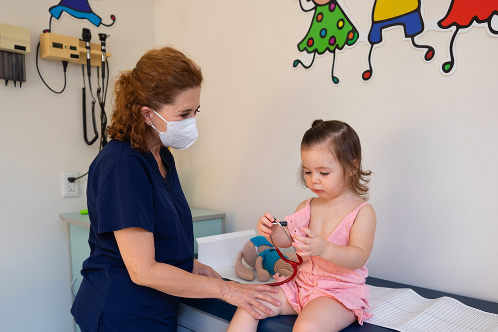 Infections –  A Top Public Health Hazzard for Children in the D.R.
