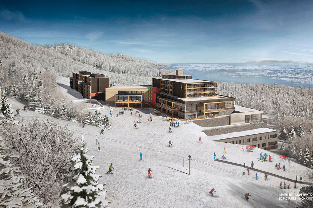 Club Med will Open its Only Ski Resort in North America this Winter — and it's all-inclusive