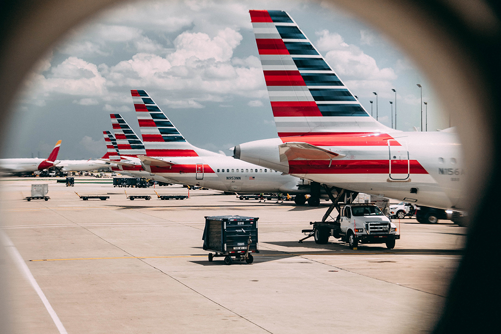 International Appeal: American Airlines In South America