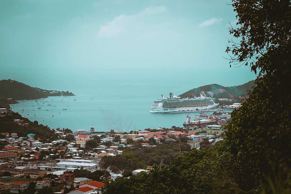 Virgin Islands Partners with Royal Caribbean to Expand Ports